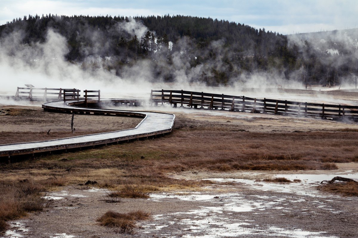 Handicap Accessible Sights to See in Yellowstone National Park